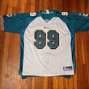 Miami Dolphins Jason Taylor Reebok Jersey #99 NFL